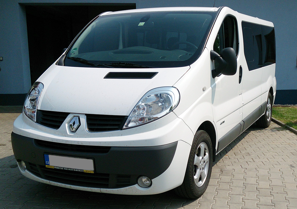 Renault Trafic 9/9 2.0 dCi