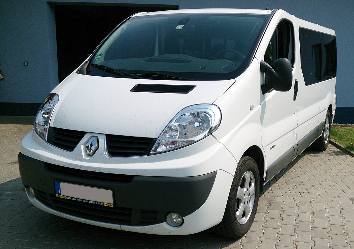Renault Trafic 8/9 2.0 dCi