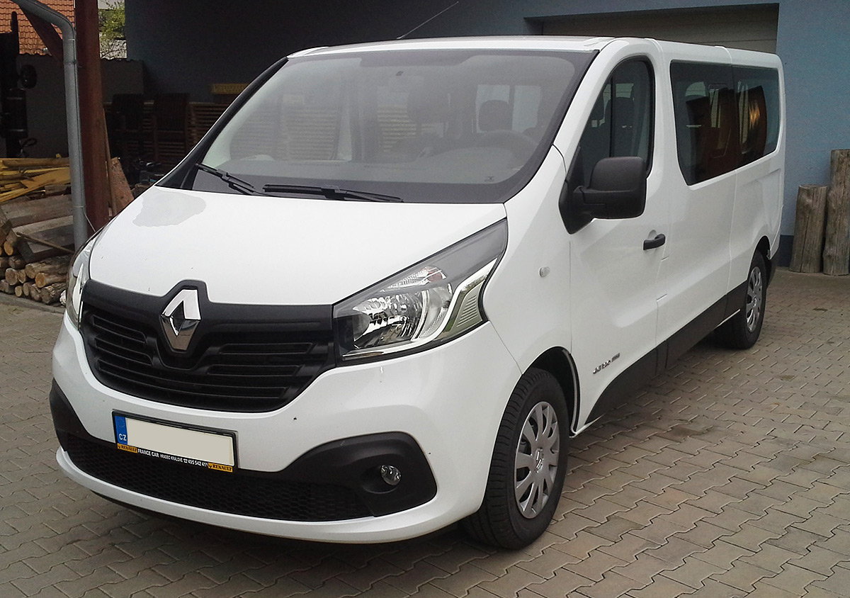 Renault TRAFIC dCi Energy 120